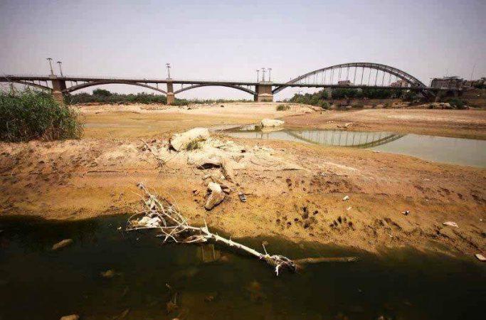 اجرای سند سازگاری با کم آبی در خوزستان در مدت پنج سال