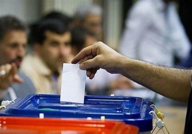 حضور ۳۰ ناظر بهداشتی در شعب اخذ رای شرق اهواز