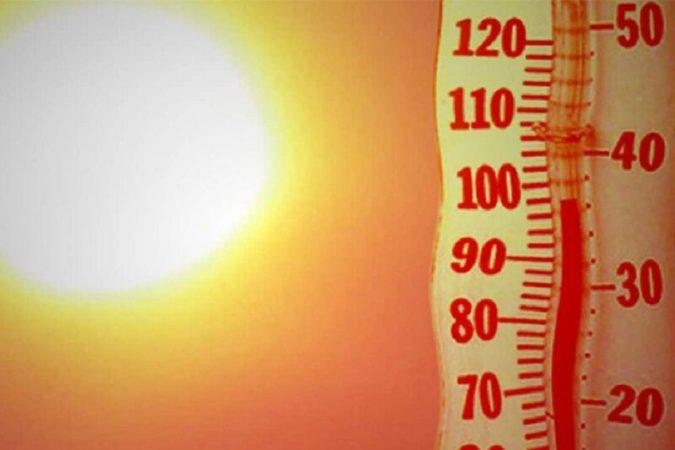 وقوع دماهای بالاتر از ۵۰ درجه از روز جمعه در خوزستان