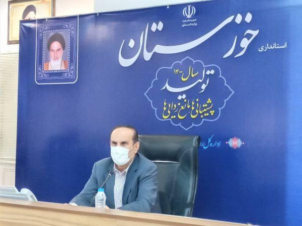 استاندار خوزستان بر تامین آب کشت تابستانه تاکید کرد