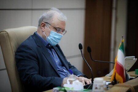 دستور وزیر بهداشت برای واکسیناسیون جمعیت بالای ۵۰ سال در ۵ استان کشور