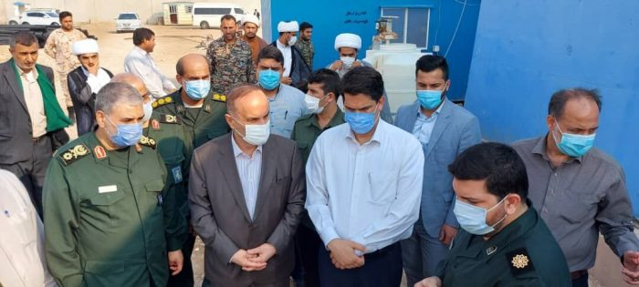 مشکل آبرسانی به ۷۰۲ روستای خوزستان در مدت یک سال برطرف میشود