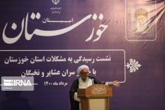 دغدغه آب بهانه ای برای فریاد مردم خوزستان از سایر مشکلات است