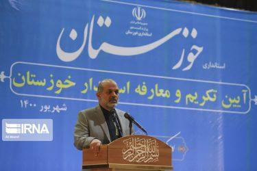 وزیرکشور:از برنامههای استاندار جدید خوزستان حمایت کامل میکنیم