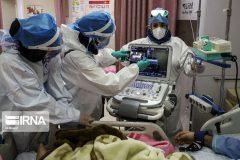 ۴۵۸ بیمار کرونایی در بیمارستانهای خوزستان بستری هستند