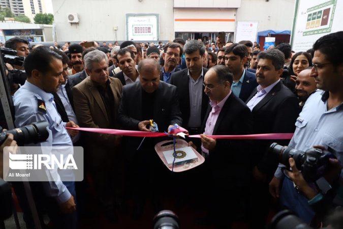 نمایشگاه صنعت نفت و حفاری در اهواز گشایش یافت
