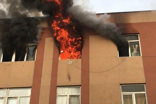اعتبار خرید نردبان ۵۶ متری برای آتشنشانی اهواز تامین می شود