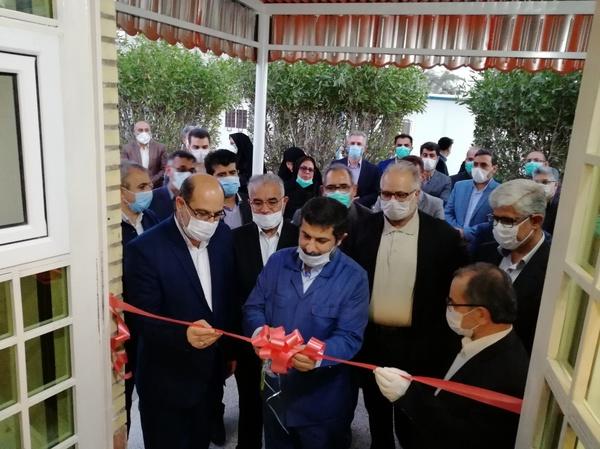آزمایشگاه طبی تشخیص بیماری کرونا در آبادان افتتاح شد/ شریعتی: وضعیت بیماری کرونا در خوزستان پایدار است