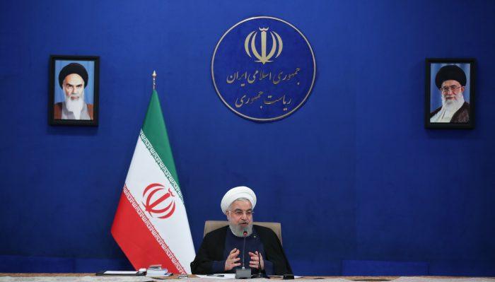 روحانی: مردم در خانه بمانند/ حضور مردم در بورس یعنی آنها به نظام اعتماد دارند