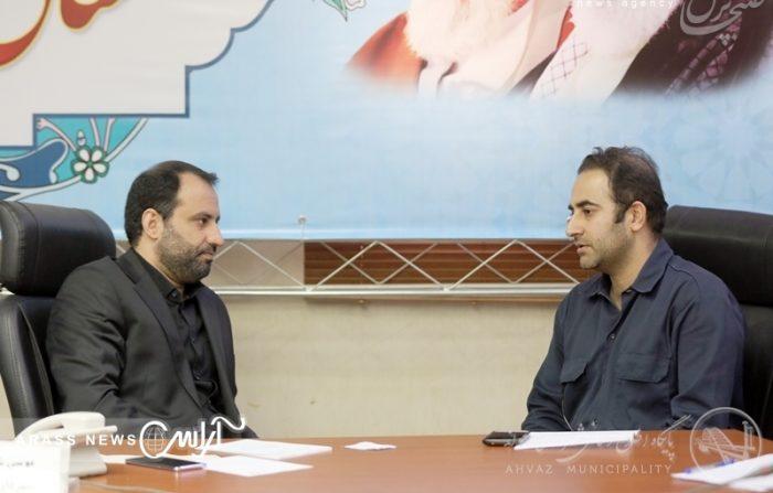 گزارش تصویری / ملاقات مردمی صبح تا ظهر شهردار اهواز با شهروندان