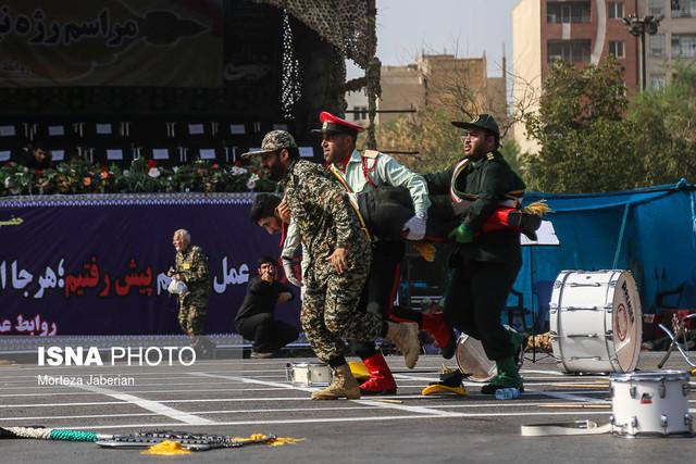 صدور حکم بدوی عوامل حادثه تروریستی رژه اهواز