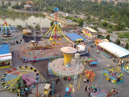 پلمب ۲۹۸ وسیله بازی غیراستاندارد در خوزستان