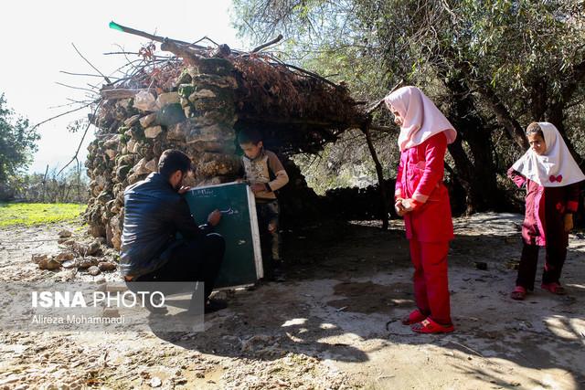 آخرین وضعیت جمعآوری مدارس سنگی خوزستان