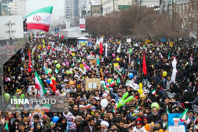 مسیرهای راهپیمایی ۲۲ بهمن در خوزستان اعلام شد