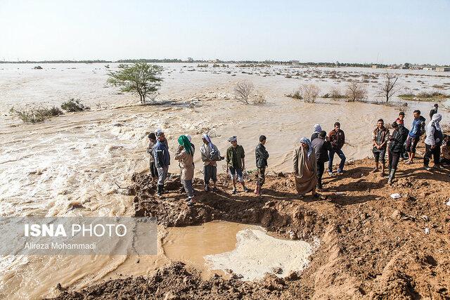 سیلبندهای خوزستان، در گیرودار ترمیم