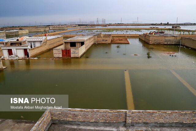 اتمام کار بازسازی مناطق سیلزده خوزستان تا پایان تیرماه