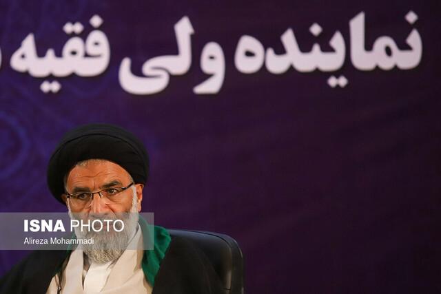 پیام قدردانی نماینده ولی فقیه در خوزستان از حضور مردم در انتخابات
