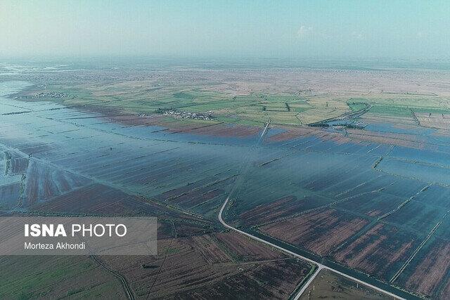اخطار مدیریت بحران نسبت به بالا آمدن آب رودخانههای خوزستان