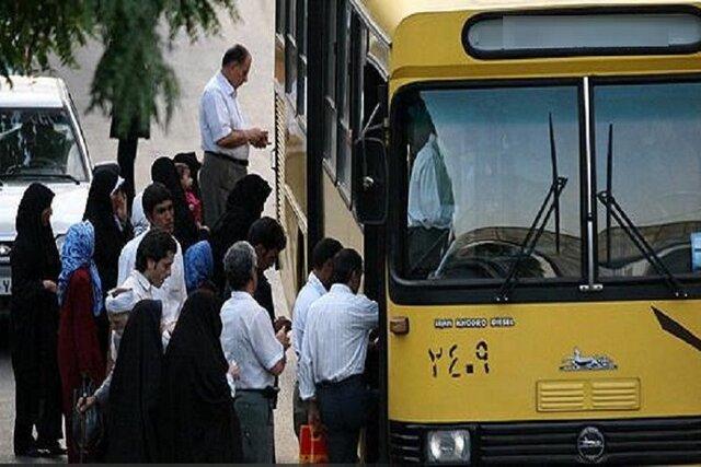 توضیحی درباره کم و زیاد اتوبوسهای شهری اهواز