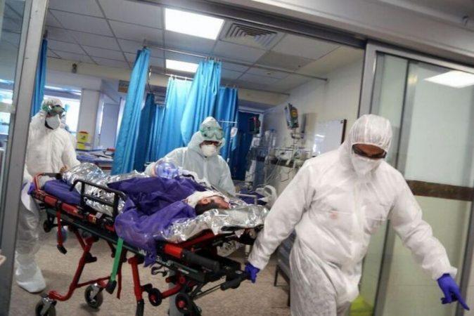 یکهزار و ۸۳۸ بیمار کرونایی در خوزستان بستری هستند