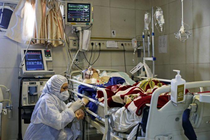 افزایش ۱۷ درصدی بیماران بستری مبتلا به کرونا در هفته گذشته