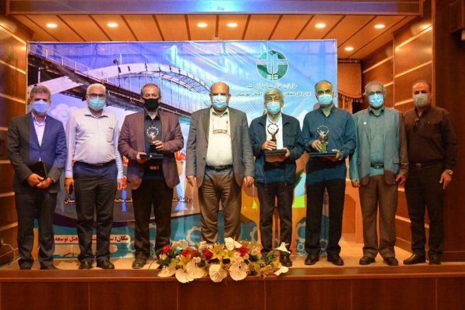 چهار واحد صنعتی سبز شرکت توسعه نیشکر تقدیر شدند