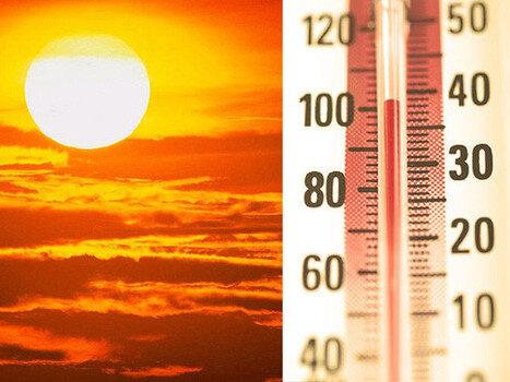 خوزستان، شرجی و گرما