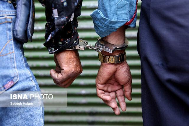 دستگیری باند سارقان منازل اهواز با ۸۰ میلیارد ریال سرقت