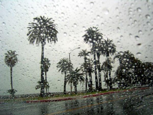 سراسر خوزستان بارانی است