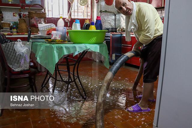 پرداخت خسارات بارندگی آذر خوزستان در چه مرحلهای است؟