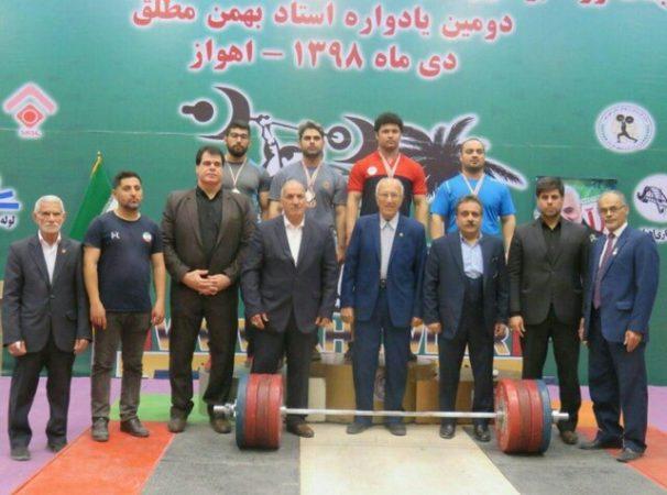 پایان رقابت وزنهبرداران ایران با قهرمانی خوزستان/ جدال تنها ۳ تیم برای سکوی نخست