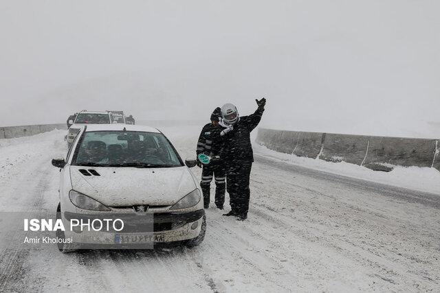 خطر اختلال در تردد جادههای کوهستانی خوزستان پس از ذوب برفها