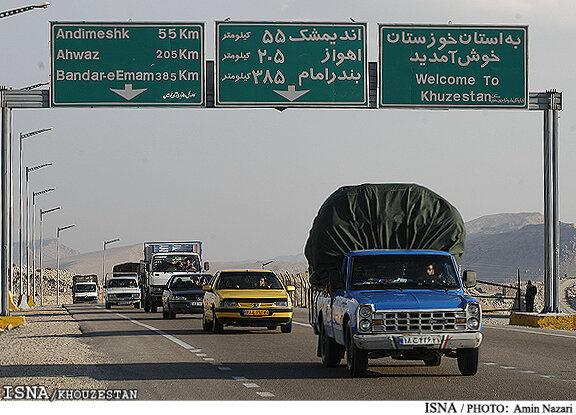آخرین وضعیت ایمنسازی جادههای حادثهخیز خوزستان