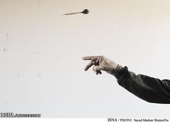 کسب اولین مدال تاریخ ورزش اماس خوزستان در مسابقات کشوری