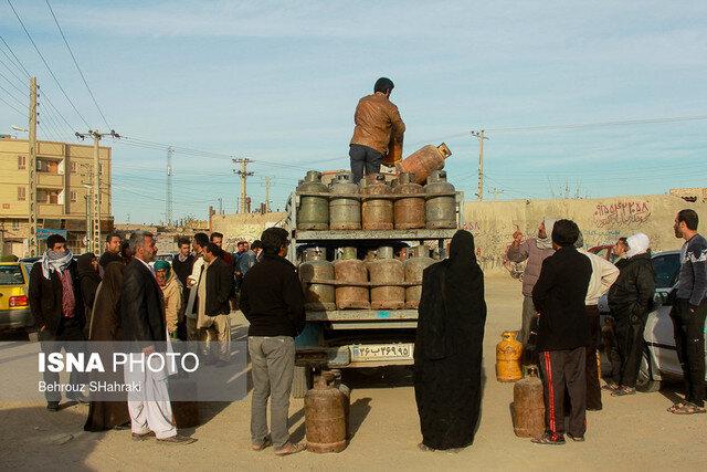 افزایش توزیع گاز در مناطق شمالی خوزستان/ برخورد با توزیع کنندگان متخلف