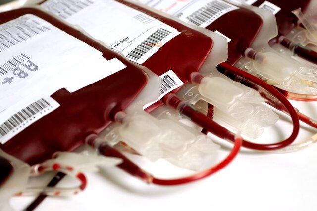 کاهش شدید ذخایر خونی در خوزستان