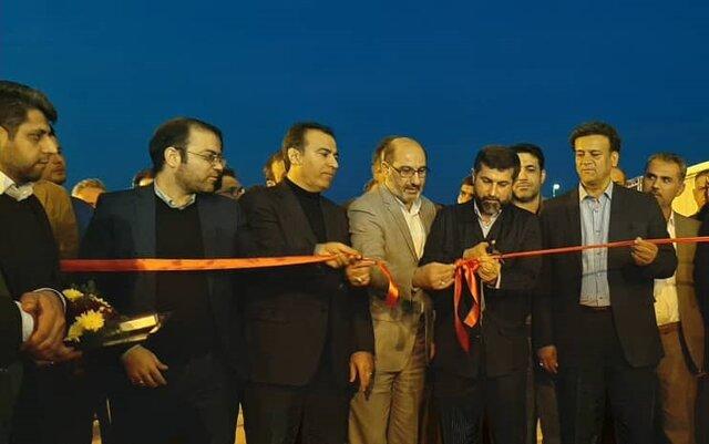 نهمین نمایشگاه توانمندیهای صنعتی خوزستان افتتاح شد