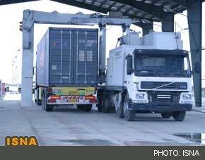 مجهزترین و بزرگترین ایکسری کامیونی کشور در شلمچه افتتاح شد