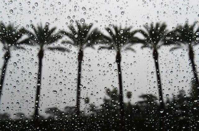 آغاز بارانی آخرین هفته سال در خوزستان