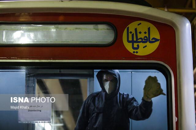 ادامه ممنوعیت فعالیت اتوبوسهای شهری اهواز تا اطلاع ثانوی