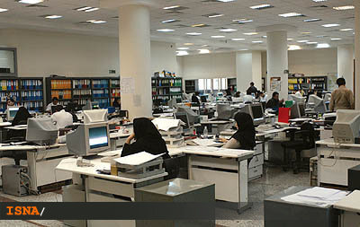 کاهش ۸۰ درصدی حضور کارکنان ادارات خوزستان تا ۱۵ فروردین ماه