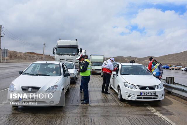 ممنوعیت صددرصدی تردد در ورودی و خروجی تمامی شهرهای خوزستان