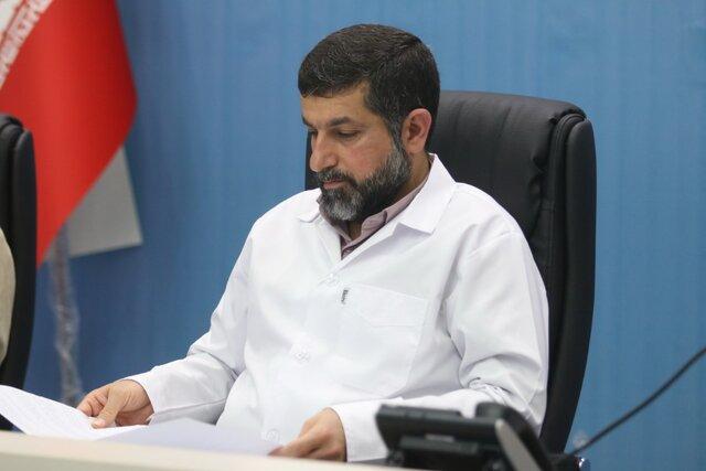 میزان بروز کروناویروس در خوزستان هنوز به متوسط کشوری نرسیده است