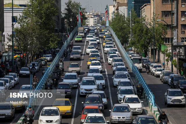 اعمال محدودیتهای تردد بین مناطق شهری خوزستان