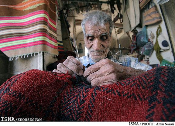 صادرات پنج میلیون دلاری محصولات صنایع دستی خوزستان