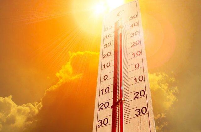 استقرار هوای گرم در خوزستان