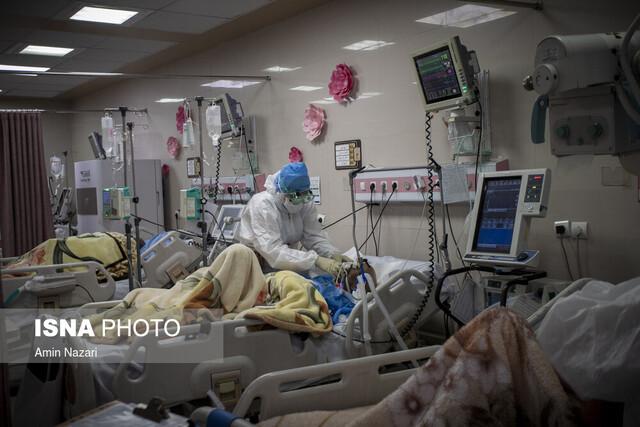آمادهباش بیمارستان رازی اهواز در پی افزایش ورودی تریاژ