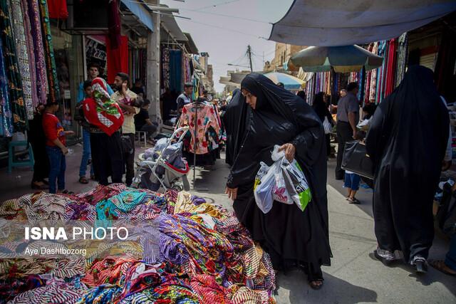 فعالیت کانونهای اشاعه ویروس کرونا در شهر اهواز