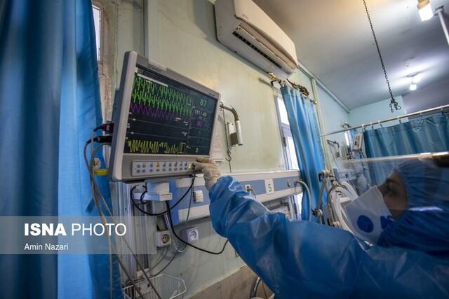 ارائه خدمات درمانی به بیماران کرونایی اهواز در ۵ بیمارستان