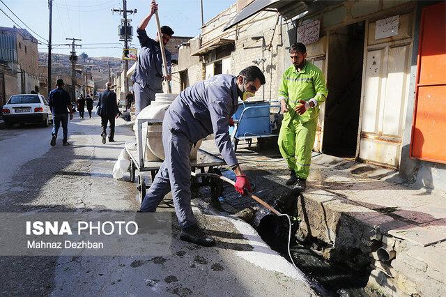 تشدید اقدامات بهداشتی در پیک بیماریهای رودهای در خوزستان